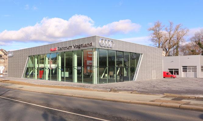 Audi Zentrum Vogtland – Plauen