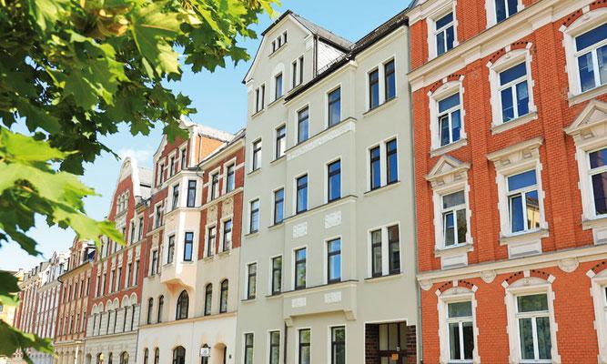 Leißnerstraße 46 – Fassade