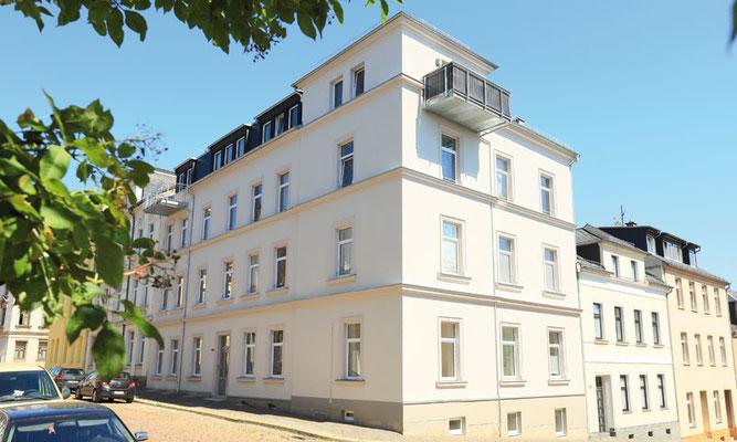 Antonstraße 20 – Fassade