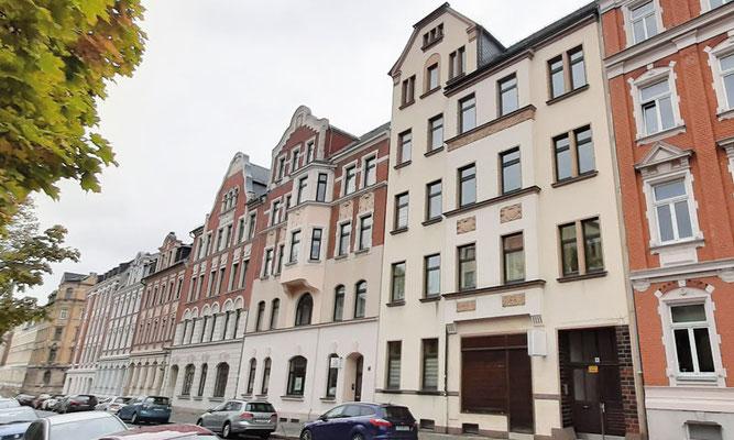 Leißnerstraße 46 – Vor der Sanierung