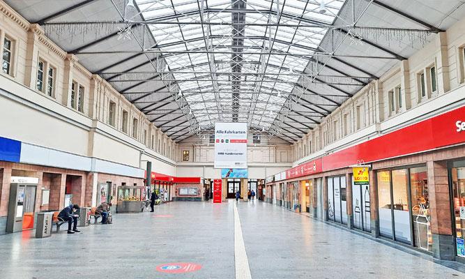 Hauptbahnhof – Chemnitz