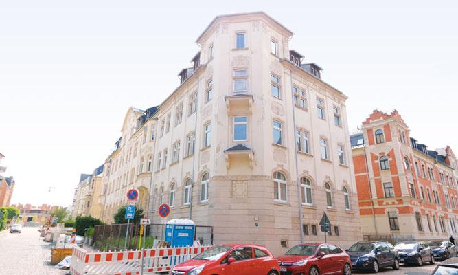 Gluckstraße 16 – Vor der Sanierung