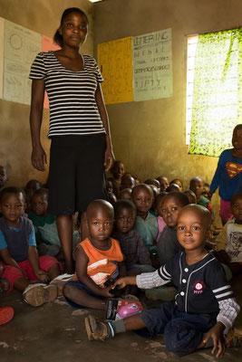 Vorschule in Msumarini/Kenya