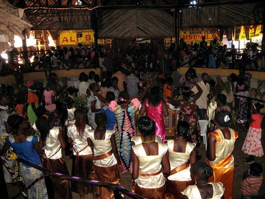 Hochzeit im Sun*N*Shine in Msumarini/Kenya