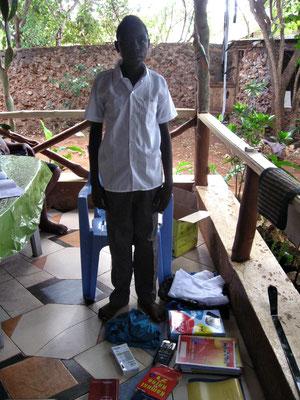 Smittie aus Msumarini/Kenya