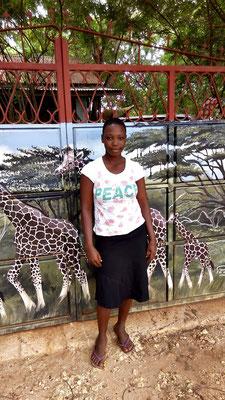 Riziki aus Msumarini/Kenya