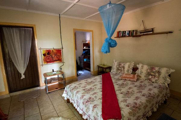 Wohn-und Schlafzimmer unser Gästehaus