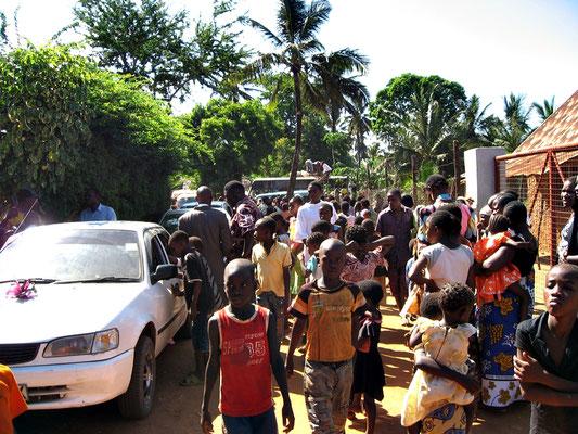 Veranstaltungen im Sun*N*Shine in Msumarini/Kenya