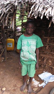 Manuel aus Msumarini/Kenya