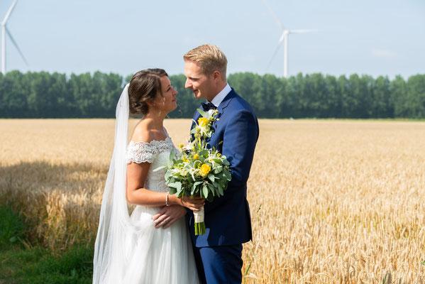 Bruidfotografie in Hoeksche Waard