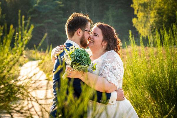 huwelijksfotograaf in Schoorl