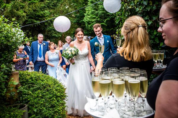 Bruidsfotograaf Robachers Watermolen in Hauwert