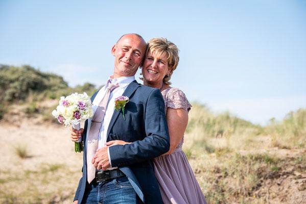 huwelijk in Wijk aan Zee
