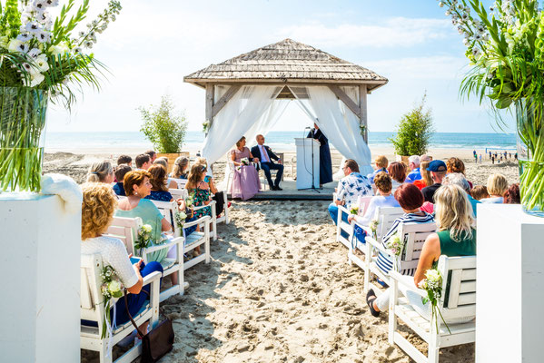 trouwen in Wijk aan Zee