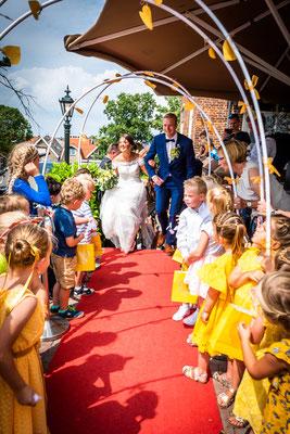 Huwelijksfotografie in Schippershuis Numansdorp