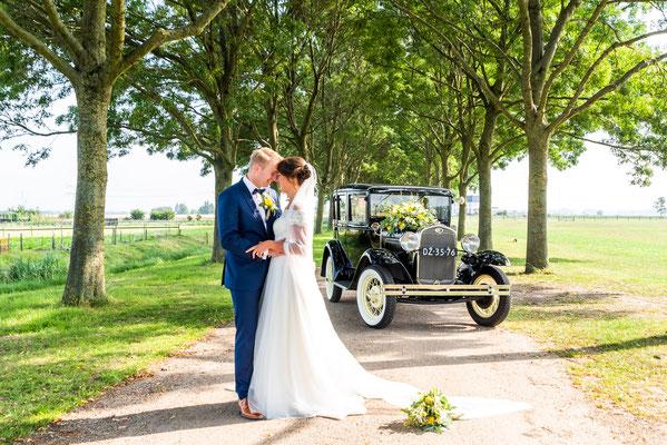 trouwen in de Hoeksche Waard