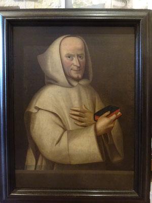 Musée des Chartreux à Soual dans le Pays de Cocagne, tableau chartreux, crédit M. Alary
