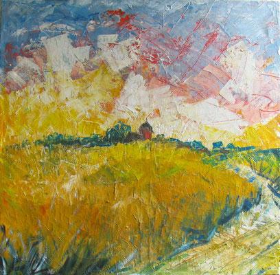 Pinnow, 100x100, 1996