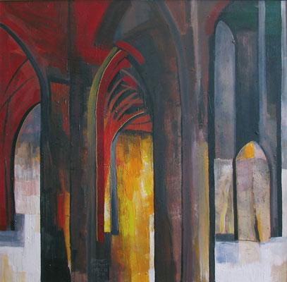 St. Mungo Glasgow, 100x100, 2008