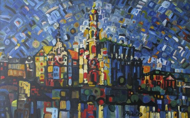 Dresden, 160x100, 2000