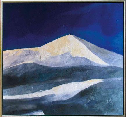 Schneekoppe, 100x100, 2010
