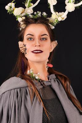 Forest Nymph - Model: Marlies van Nieuwkoop