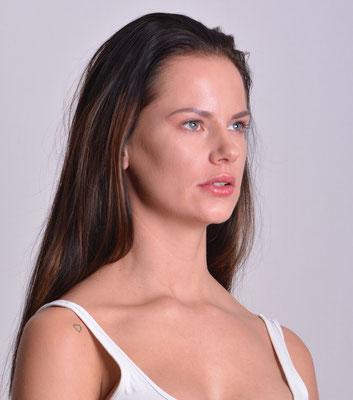 Naturel - Model: Mieke Filippini - Photographer: Johan Bouwmans Forografie
