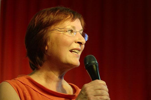 Sonja Tusch - by Gerhard Richter - CD-Release Hinterhofsalon, Köln 2018