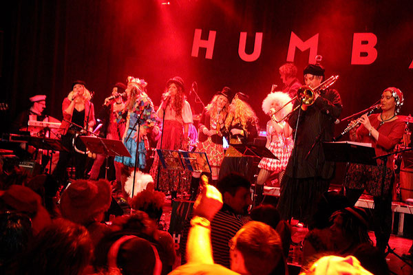 """Humba Party"" Karneval 2015 in Gloria-Theater, Köln"