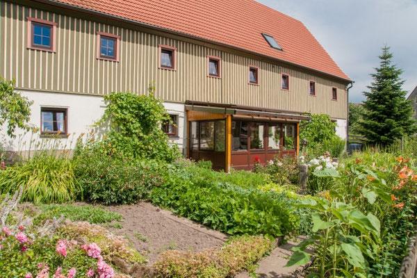 Bauernhof Wacker - Unser Bauerngarten