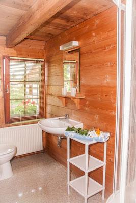 Reiterhof Wacker - Bad mit Dusche und WC