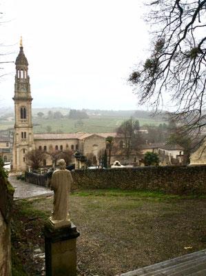 Le village de Verdelais
