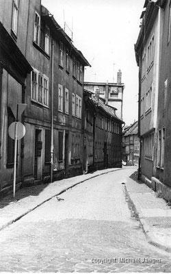 Gotha Schlossergasse 1984
