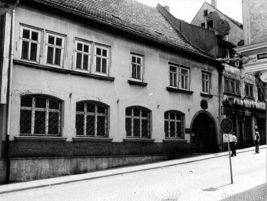 Gotha - Querstrasse - 1978