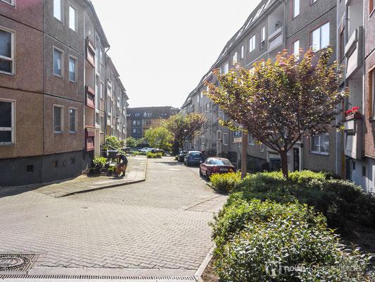 Kreuzung Berg-Nonnenberg-Heinoldsgasse 2014