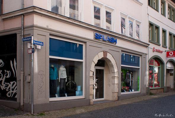 Gotha - Marktstrasse - 2010