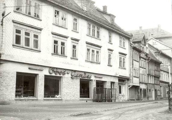 Gotha Klosterstraße 80er Jahre - Thomas Beyer / facebook