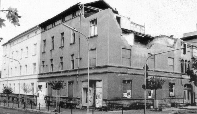 Gotha - Burgfreiheit - 90er Jahre