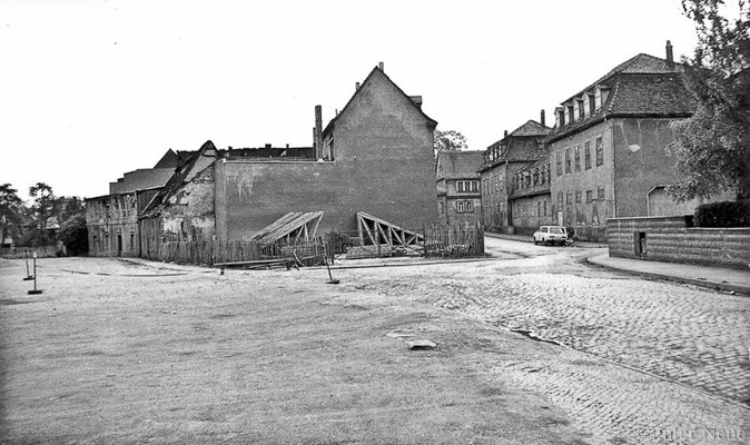 Gotha - Gerbergasse - 1987