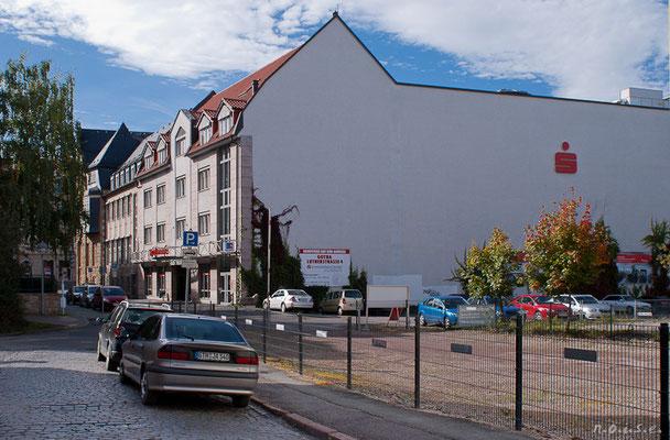 Gotha - Gerbergasse - 2010