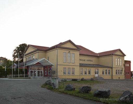Gotha Stadthalle 2012