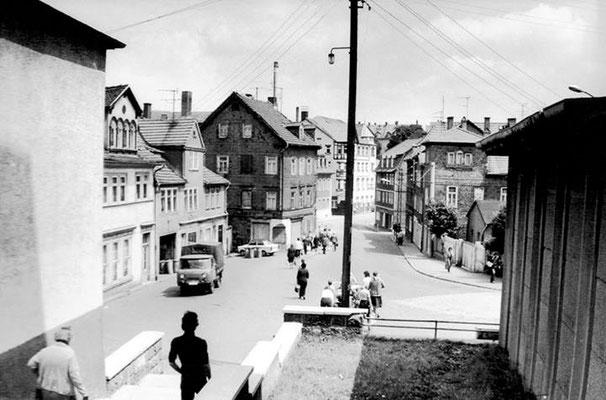 Mohrenberg 1979 - Quelle: Didis Tram / facebook