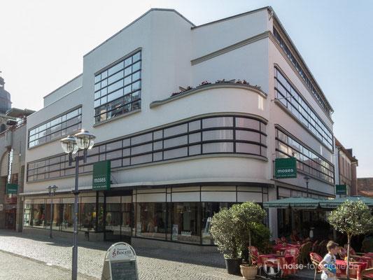 Gotha Kaufhaus Moses Erfurter Straße 2014