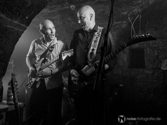 Sandow live in der E-Burg Erfurt 2016 - Kai Uwe Kohlschmidt / Chris Hinze