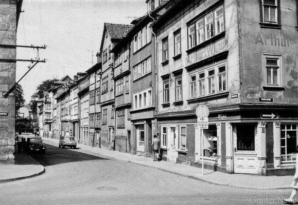 Gotha - Jüdenstrasse 1978