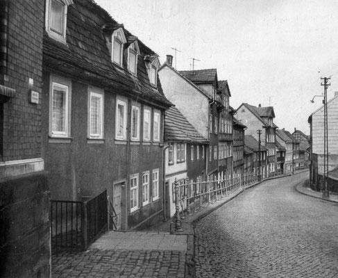 Gotha Hoher Sand 80er Jahre - (Fotoersteller leider unbekannt)