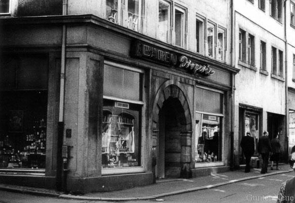 Gotha - Marktstrasse - 1978