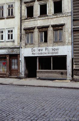 Gotha Schwabhäuser Strasse 1990