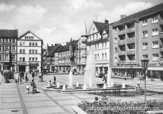 Gotha - Neumarkt - 1972