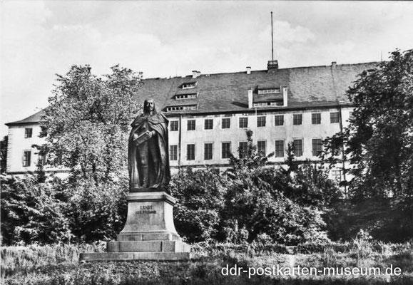 Gotha - Schloss Friedenstein 1965